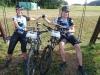 g180811009-Bike music fest, Kata a G na houpackach pred startem