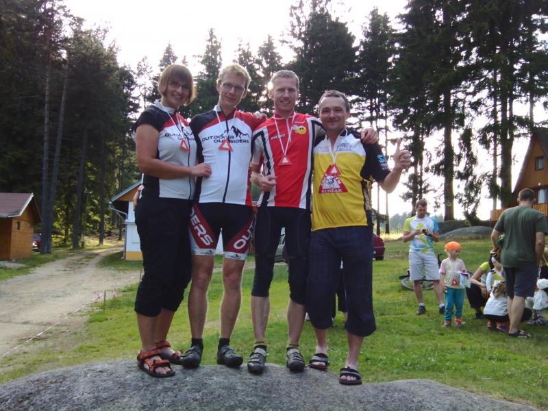 Zvule2014_medailisti