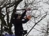 18.2.2012 - Tréninkové pokládání kontrol na Ztracené kobylky ve Sklenařicích