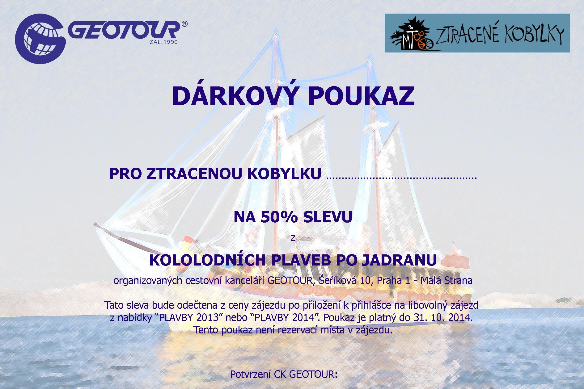 Poukaz_geotour_kobylky